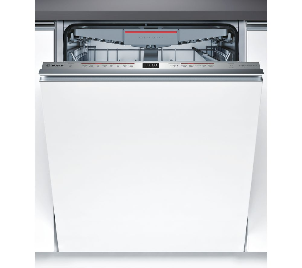 BOSCH Serie 6 SMV68MD01G Full-size Integrated Dishwasher