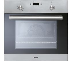 HOTPOINT FU 5Y0 IX H Electric Oven - Silver