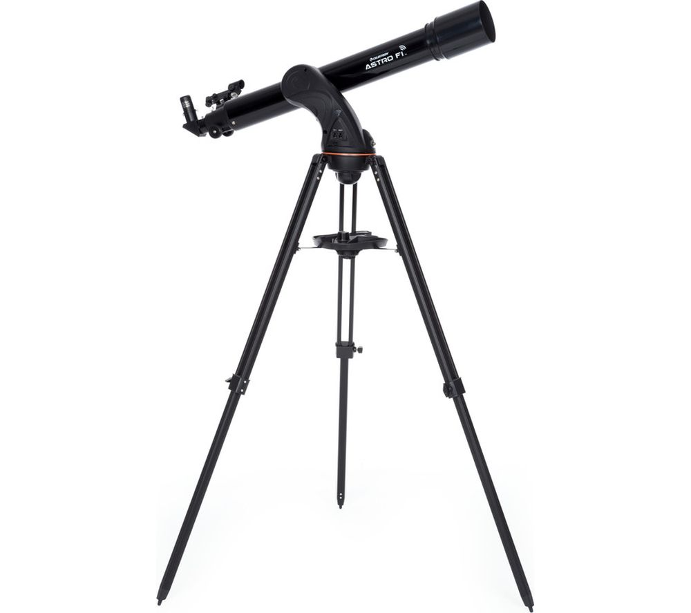 Cheapest price of Celestron AstroFi 90mm Refractor Telescope in refurbished is £374.99