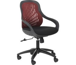 ALPHASON Croft Operator Chair - Red
