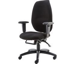 ALPHASON Trinity AOC2331HBSYA-BK Fabric Tilting Executive Chair - Black