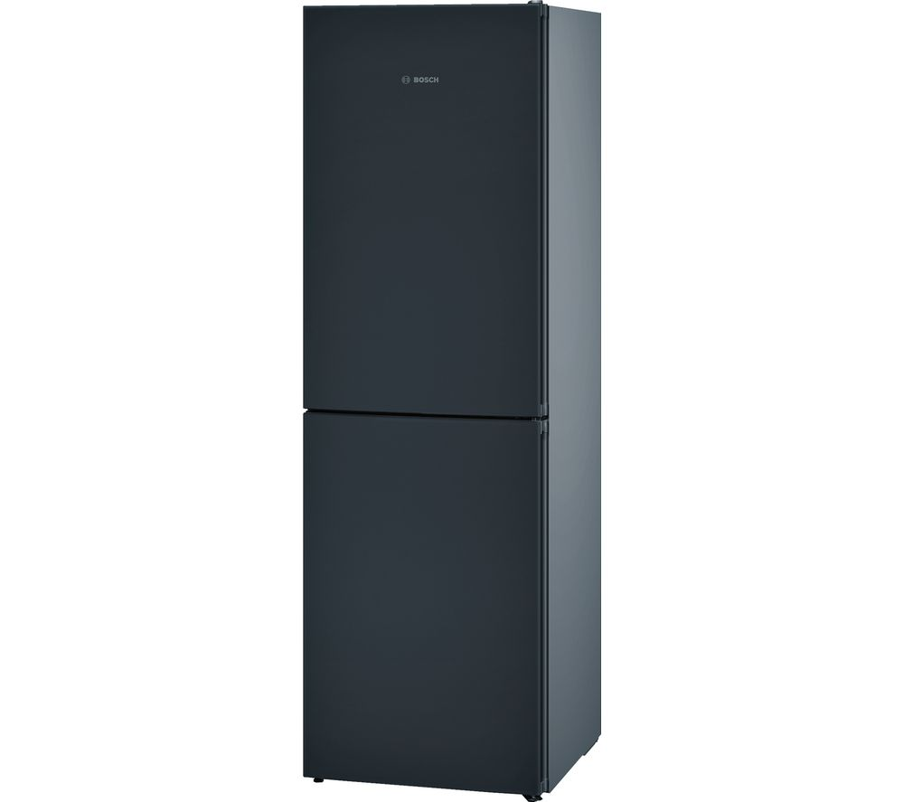 BOSCH Serie 4 KGN34VB35G 50/50 Fridge Freezer - Black