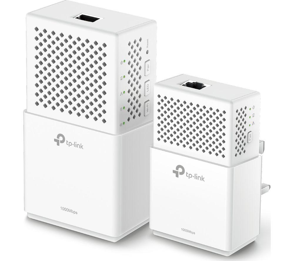 tp link tl wpa7510 powerline adapter kit twin pack deals. Black Bedroom Furniture Sets. Home Design Ideas