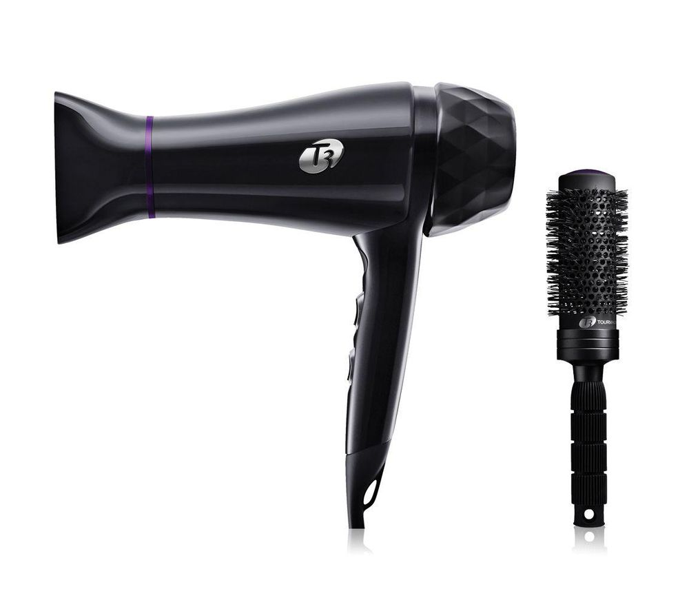 T3 Featherweight Luxe 2i Hair Dryer - Black
