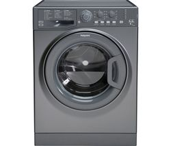 HOTPOINT Futura FDL 9640 G 9 kg Washer Dryer - Graphite