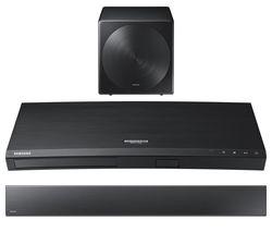 SAMSUNG Sound Bar, Blu-ray Player & Subwoofer Bundle