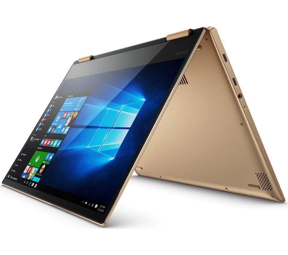 """LENOVO Yoga 720-13IKB 13.3"""" 2 in 1 - Copper"""
