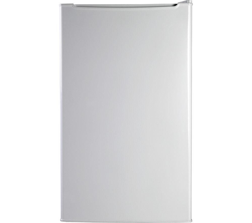 ESSENTIALS CUR50W18 Undercounter Fridge – White, White