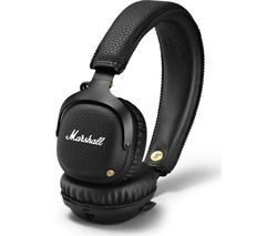 MARSHALL Mid Wireless Bluetooth Headphones - Black