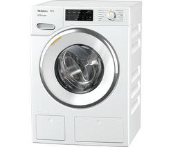 MIELE TwinDos XL WWI660 Smart 9 kg 1600 Spin Washing Machine - White