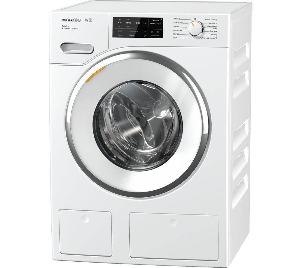Washing machines Miele: the best representatives of the range of brand reviews 99