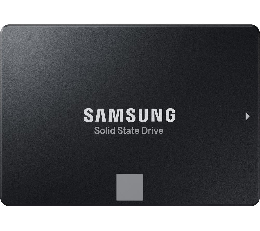 "SAMSUNG EVO 860 2.5"" Internal SSD - 500 GB"