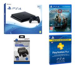 SONY PlayStation 4 Slim - 500 GB