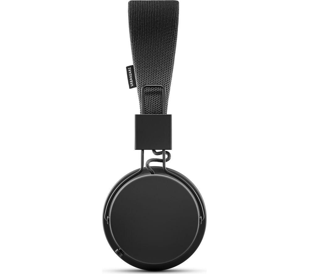 URBANEARS Plattan 2 Bluetooth Headphones - Black