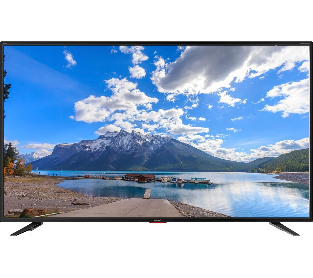 "SHARP LC-40UI7552K 40"" Smart 4K Ultra HD HDR LED TV"