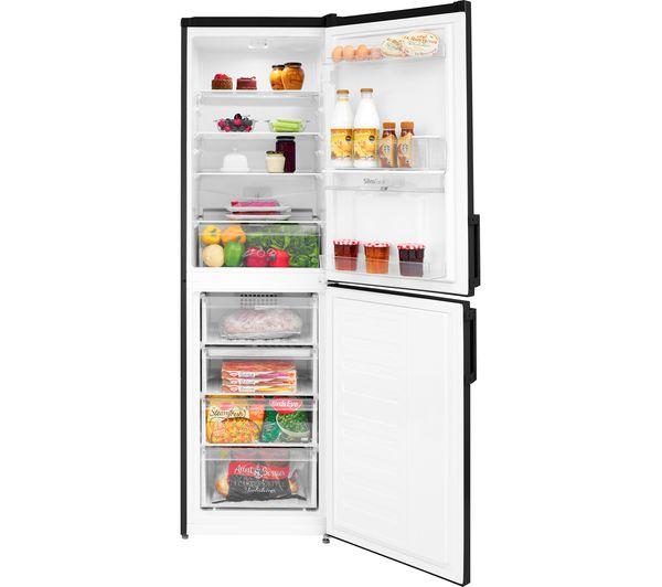 BEKO CSG1582D1B 50/50 Fridge Freezer - Black