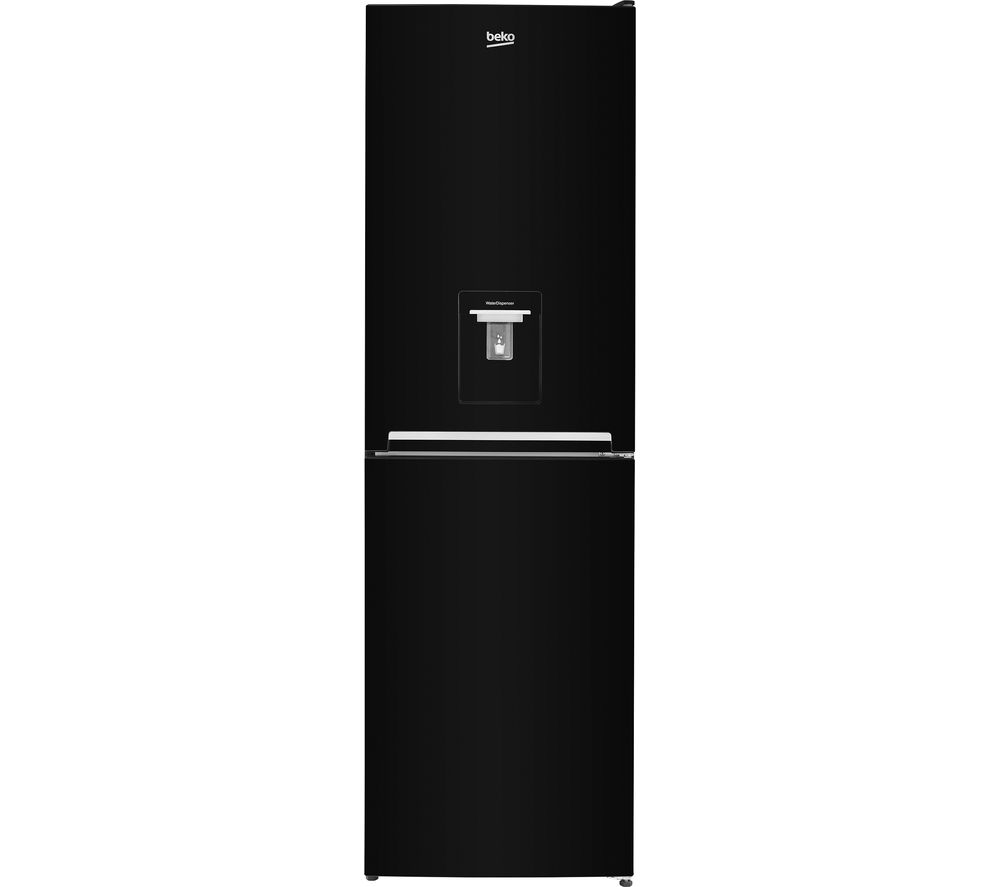 BEKO CSG1582D1B 50/50 Fridge Freezer - Black