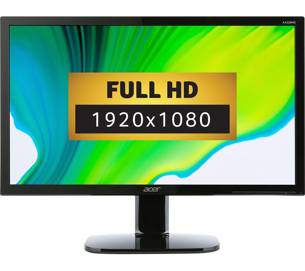 ACER KA241bid Full HD 24 inch LCD Monitor - Black