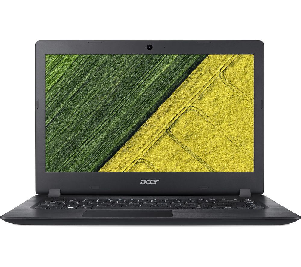 "ACER Aspire 1 A114-31 14"" Intel® Celeron™ Laptop - 32 GB eMMC, Black"