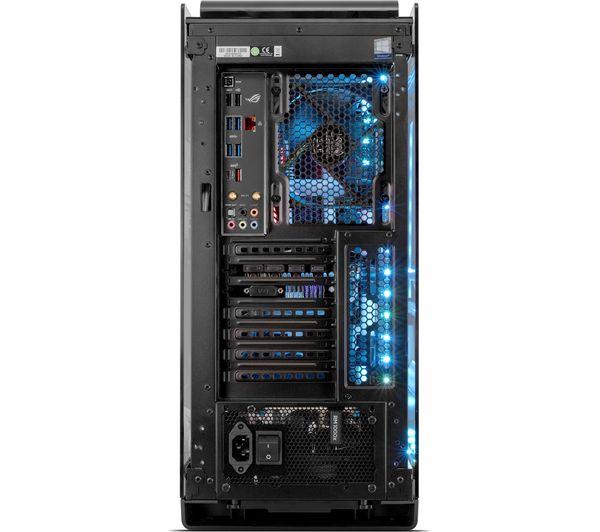 PC SPECIALIST Vortex Liquid Intel® Core™ i9 GTX 1080 Ti Gaming PC - 4 TB  HDD & 512 GB SSD