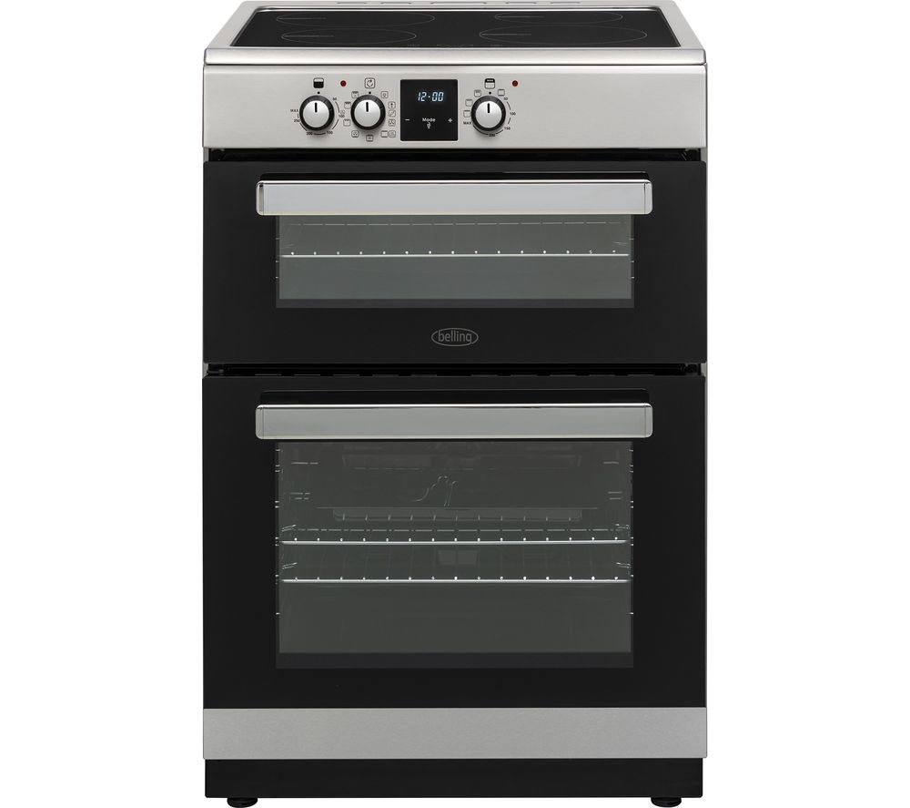 BELLING FSI608MFTc 60 cm Electric Induction Cooker - Stainless Steel & Black