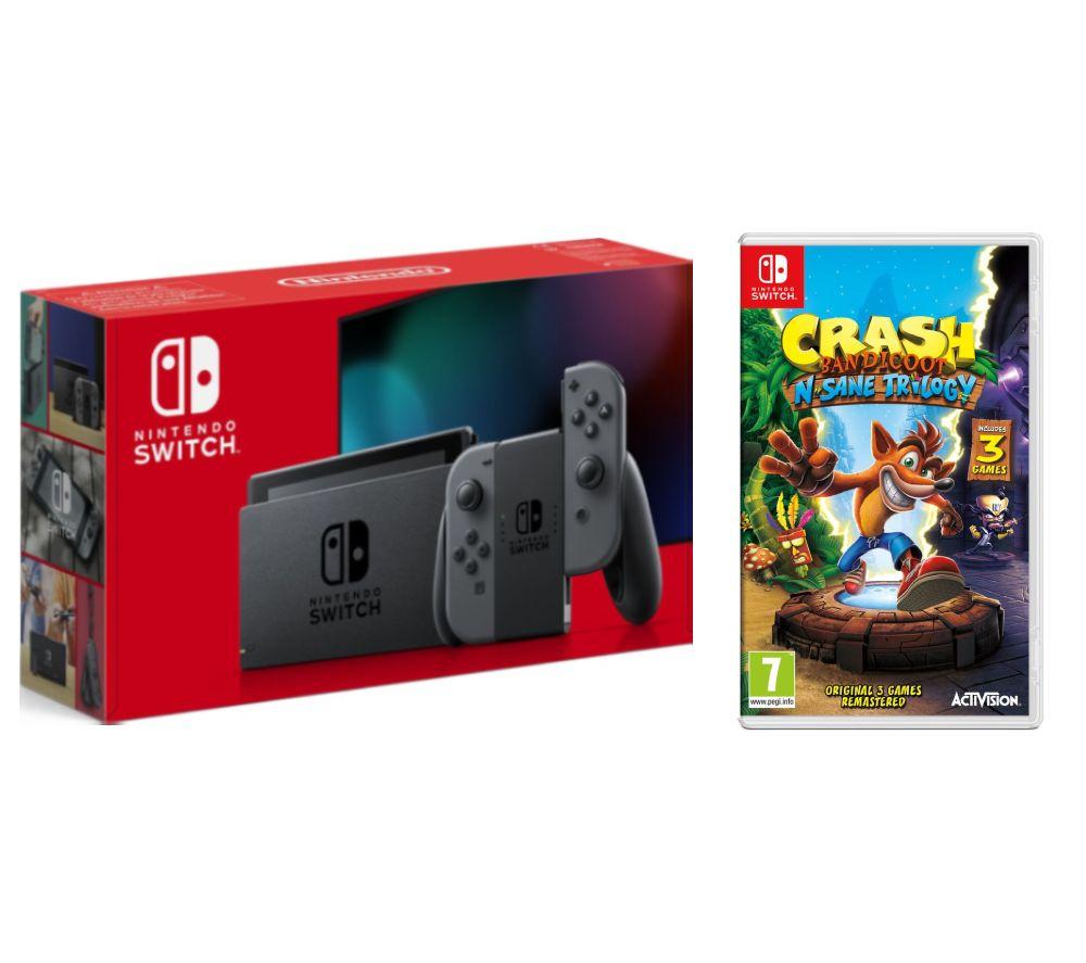Buy Nintendo Switch Amp Crash Bandicoot N Sane Trilogy