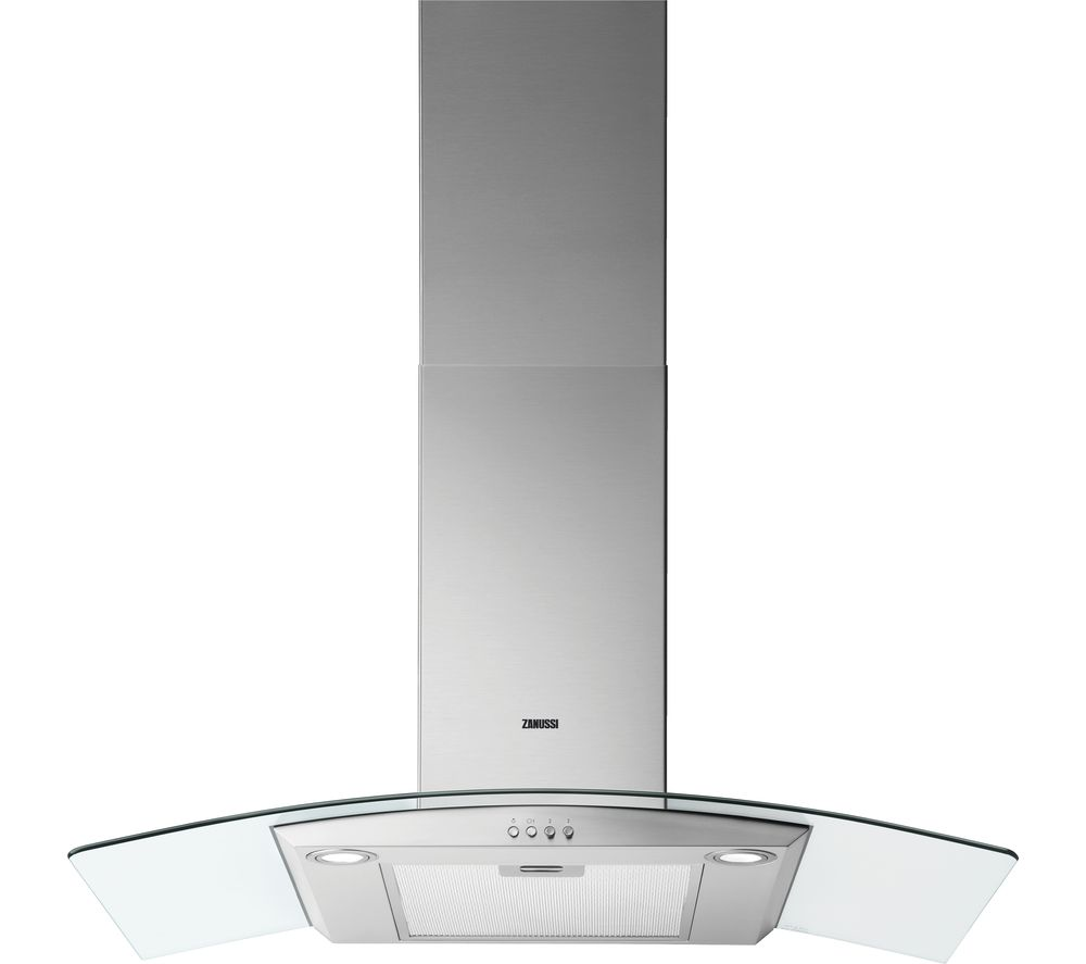 ZANUSSI ZHC9235X Chimney Cooker Hood – Stainless steel, Stainless Steel
