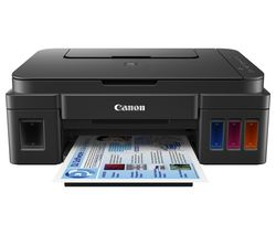 CANON PIXMA G3501 MegaTank All-in-One Wireless Inkjet Printer