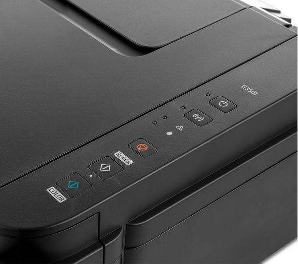 Buy Canon Pixma G3501 All In One Wireless Inkjet Printer