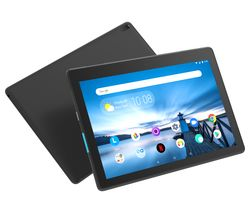 LENOVO Tab E10 Tablet - 32 GB, Black