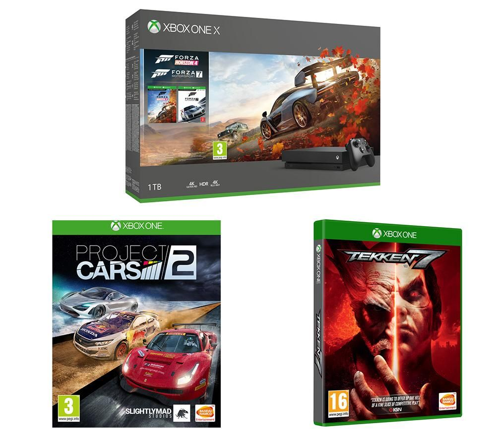 buy microsoft xbox one x forza horizon 4 forza. Black Bedroom Furniture Sets. Home Design Ideas