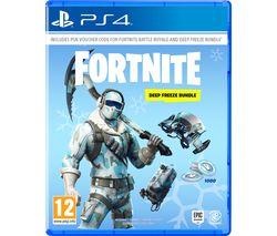 PS4 Fortnite Deep Freeze Bundle (download)