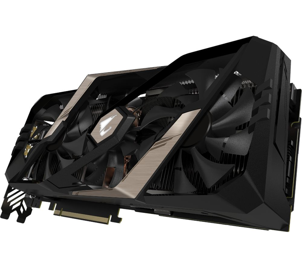 GIGABYTE GeForce RTX 2080 Ti 11 GB AORUS Graphics Card