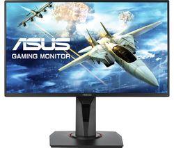 "ASUS VG258Q Full HD 25"" LED Gaming Monitor - Black"