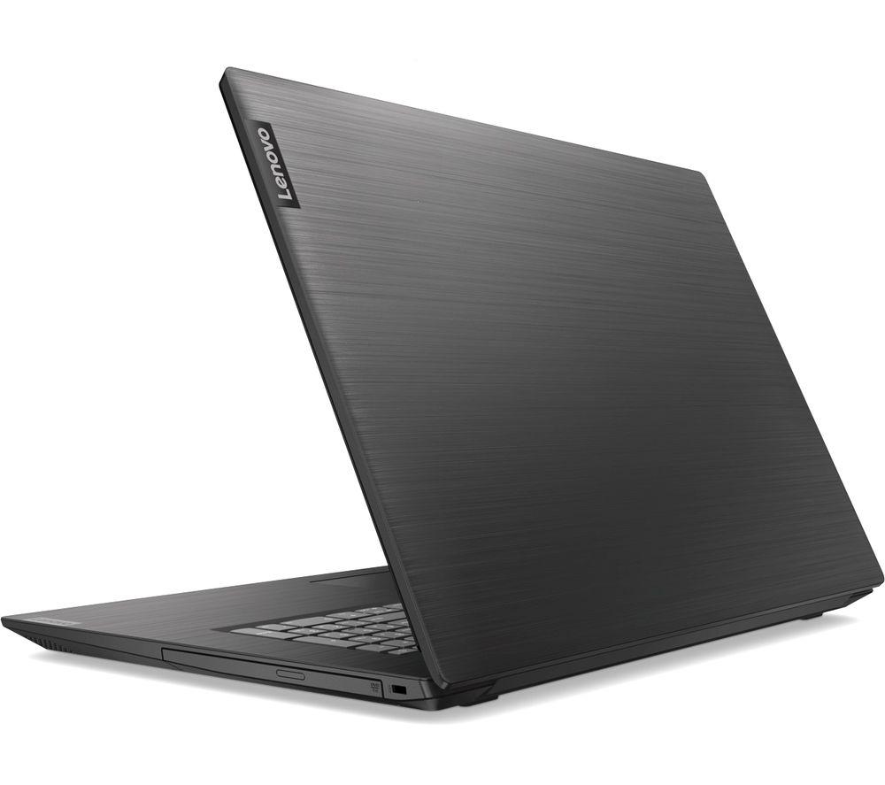"LENOVO IdeaPad L340 17.3"" AMD Athlon Laptop - 1 TB HDD, Black"