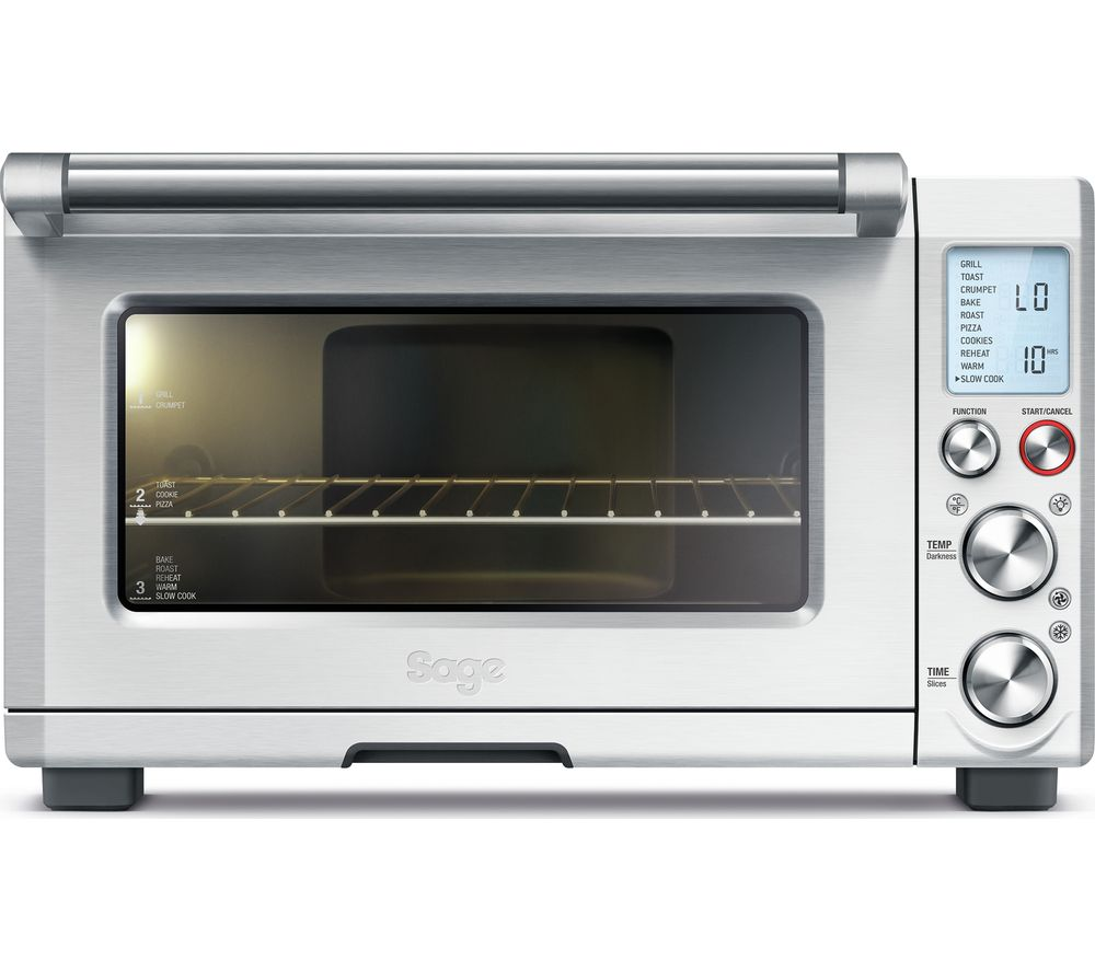 Smart Oven Pro BOV820BSS Electric Mini Oven - Stainless Steel