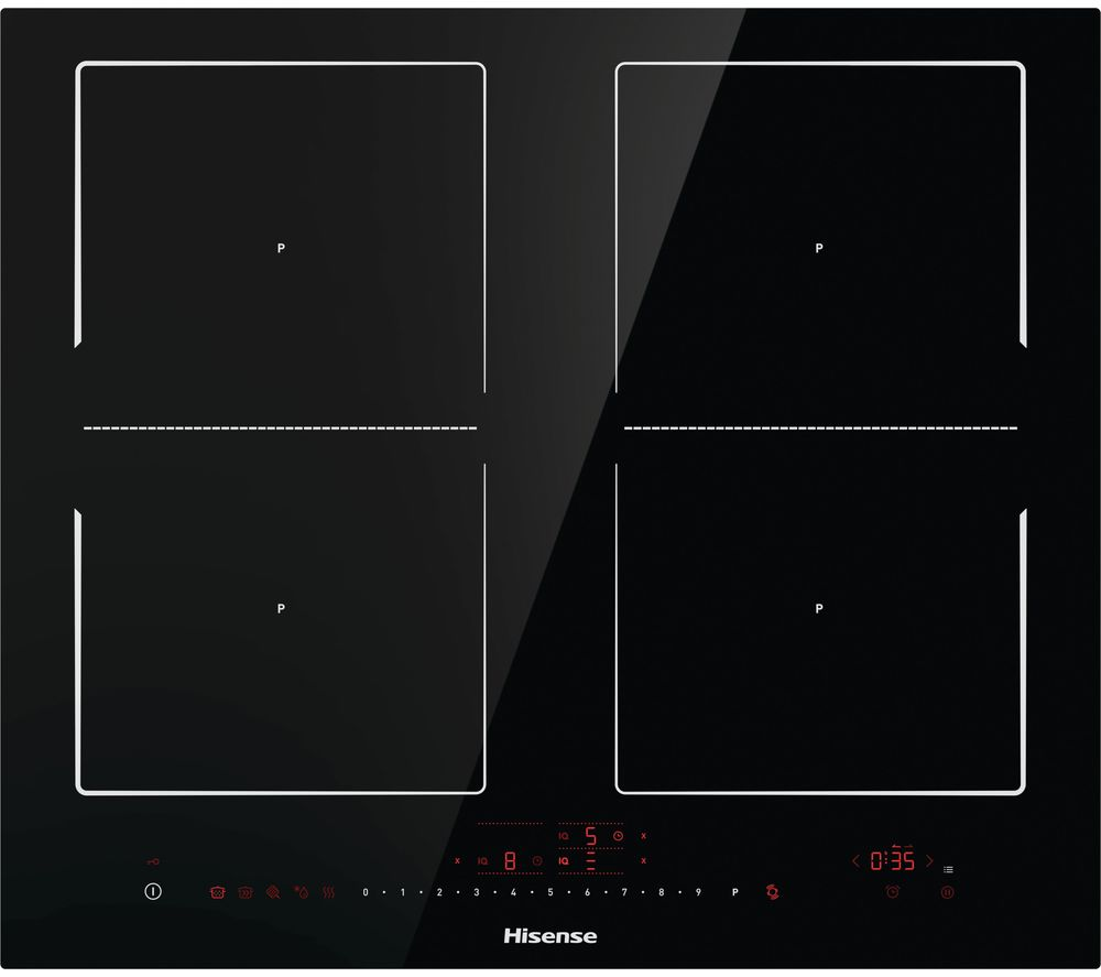 HISENSE I6456C Electric Induction Hob - Black