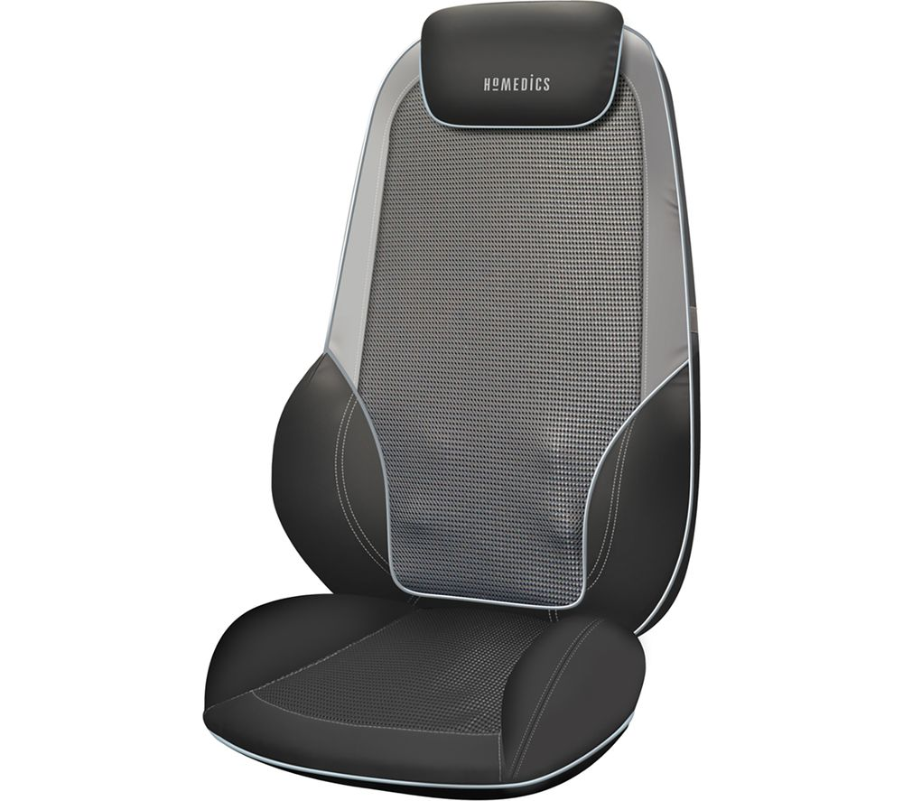 Image of HOMEDICS ShiatsuMAX 2.0 CBS-2016-GB Back and Shoulder Massage Seat