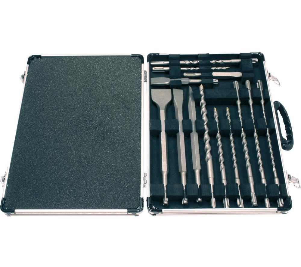 Image of MAKITA D-21200 17-Piece Drill Bit and Chisel Set