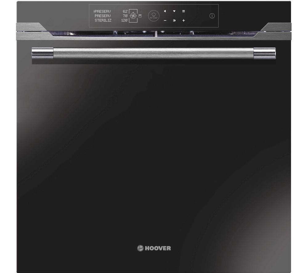 Image of Hoover Black Built-in Electric Single Oven