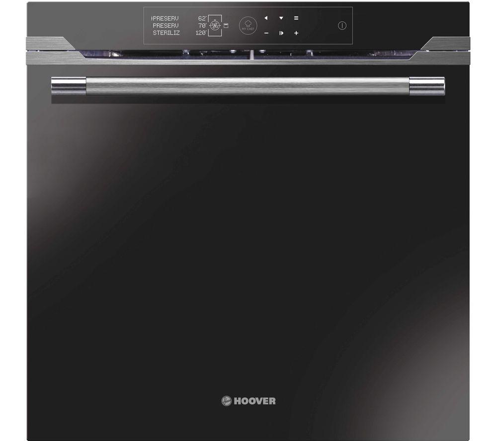 HOOVER H-KEEPHEAT 700 PLUS HODP0507BI Electric Smart Oven - Black, Black