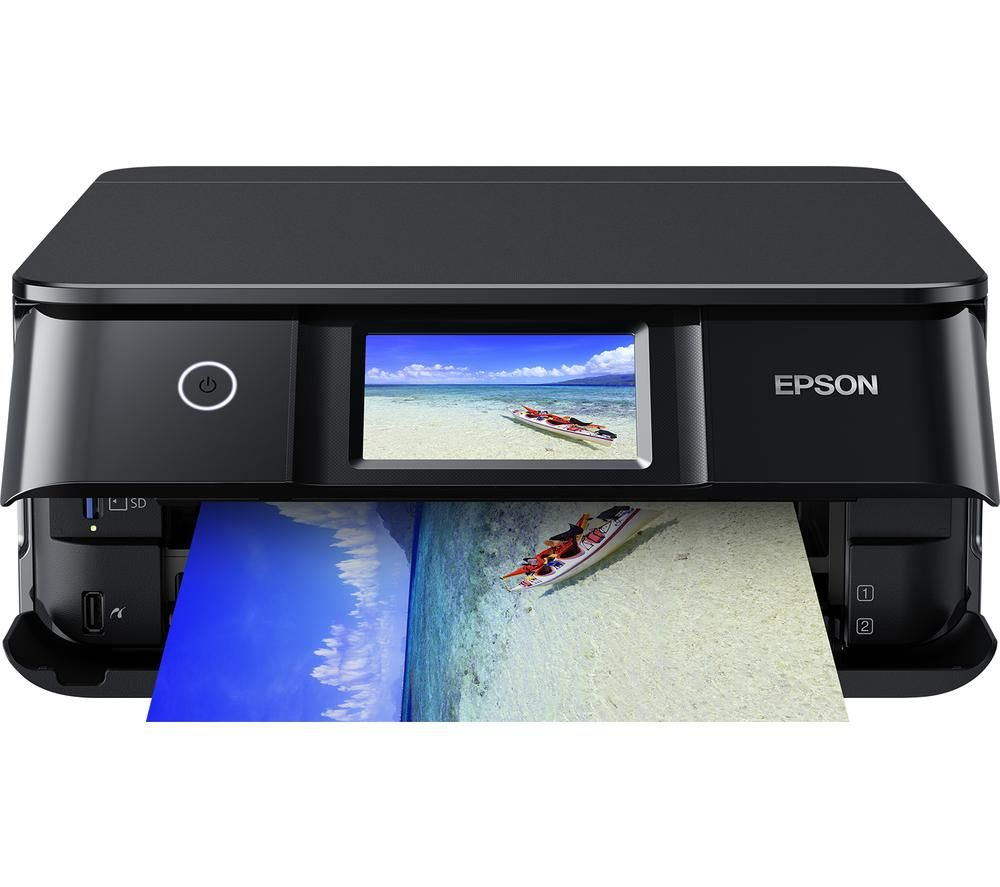 EPSON Expression Photo XP-8600 All-in-One Wireless Inkjet Printer
