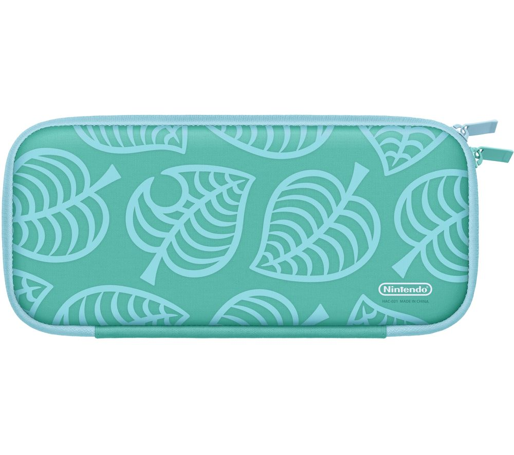 Image of NINTENDO Switch Carrying Case - Animal Crossing: New Horizons Edition