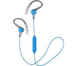 HA-EC20BT-AEF Wireless Bluetooth Sports Earphones - Blue