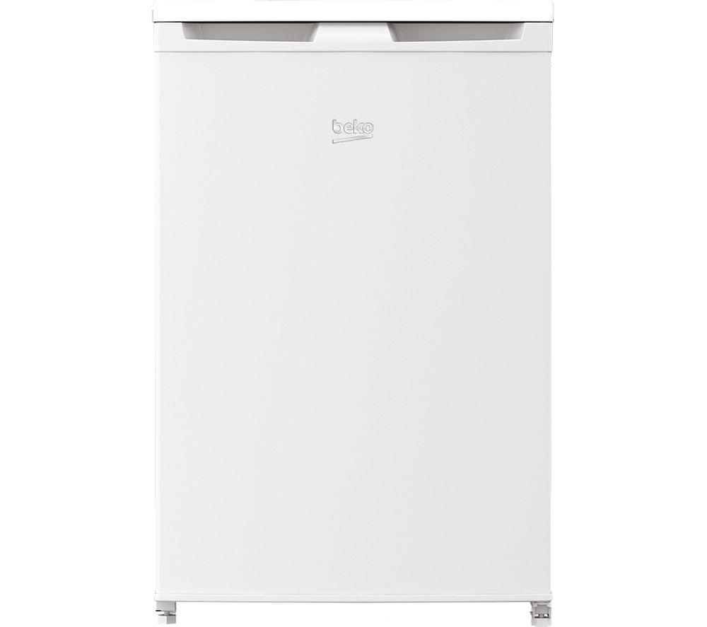 BEKO FXF553W Undercounter Freezer - White, White
