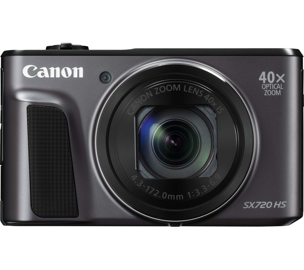 Click to view product details and reviews for Canon Powershot Sx720 Hs Superzoom Compact Camera Black Black.
