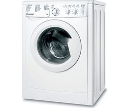 IWC 81483 W UK N 8 kg 1400 Spin Washing Machine - White