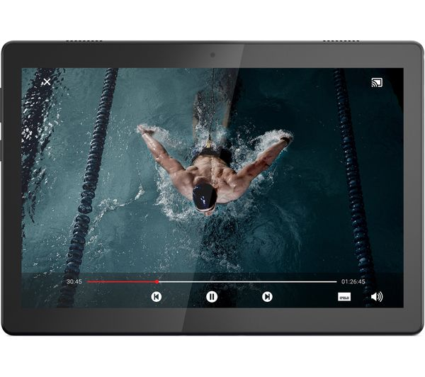 LENOVO Tab M10 10.1″ Tablet 16GB HD Ready Android 9.0 Quad-core Black – Currys