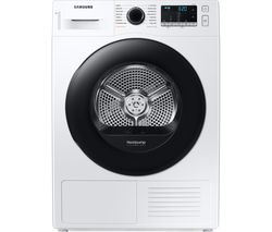 Series 5 DV80TA020AE/EU 8 kg Heat Pump Tumble Dryer - White