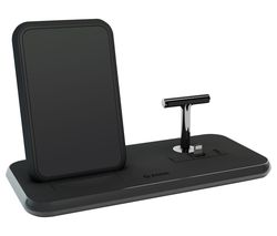 Stand+Dock ZEDC06B Aluminium Wireless Charger